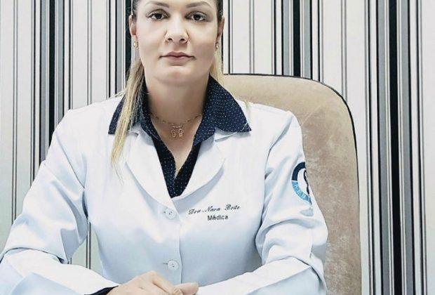 Dra. Nara Souza Brito – CRM/RO 3708 – RQE 1428